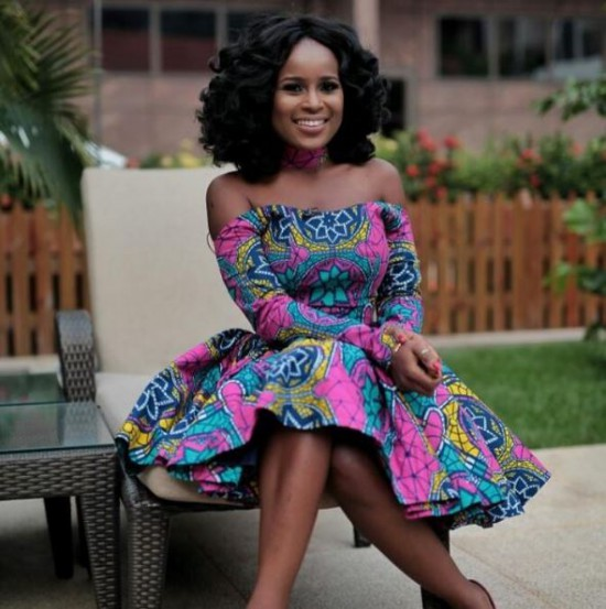 African Wear Styles Of Your Celebrities You Must See