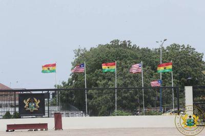 'Help Liberia to succeed' – President Weah tells President Akufo-Addo