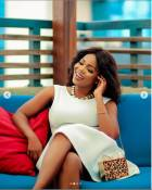 Ageless Mzbel is giving us the ultimate chic vibes for mini dresses