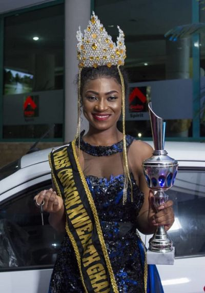 Mahalia wins Miss Commonwealth Ghana 2018