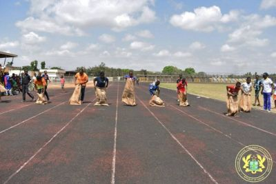 Gender Ministry organizes fun games ahead of International Women's Day Celebration