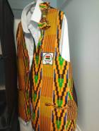 Commonwealth Games: Take a peek at Ghana's kente costume for the opening ceremony