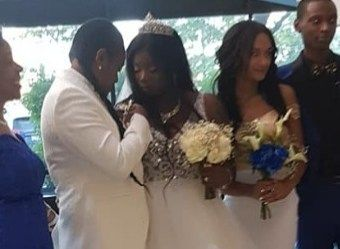Two Ghanaian 'lesbians' marry peacefully in Canada