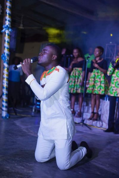 Holy Spirit filled the atmosphere at 'Azuza Atmosphere 2018'