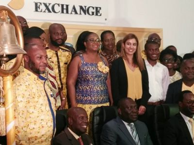 MTN's presence boosts stock market's capital to GH¢65billion