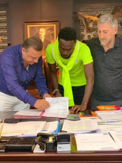 Joseph Attamah Larweh completes move to Caykur Rizespor