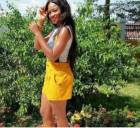 Christabel Ekeh spotted months after her leaked pictures flooded the internet