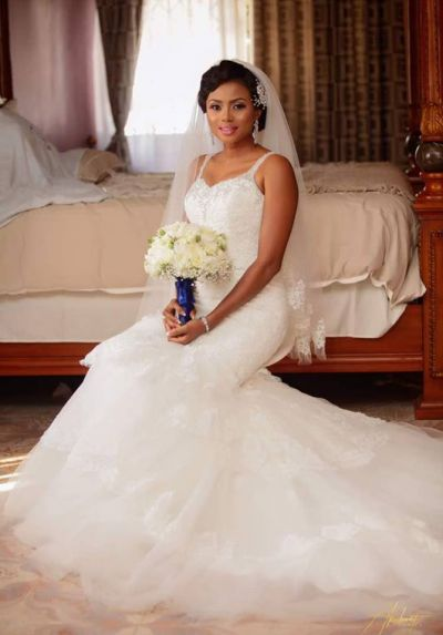 TV presenter Chantelle Asante marries a pastor