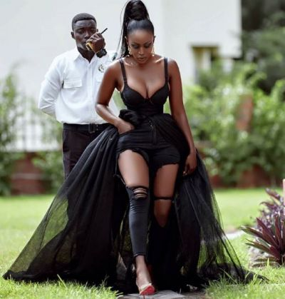 I haven't done a boob job - Nana Akua Addo calms rumours