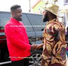 Guess what happened when Sarkodie and M.anifest met