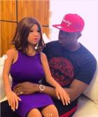 Nigerian man buys himself a sex doll as birthday gift