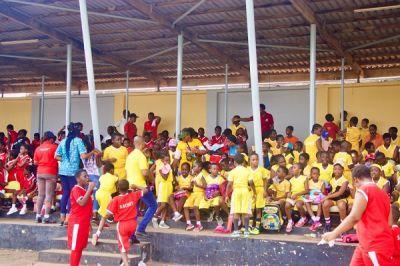 Ridge Church School  marks Sports Day