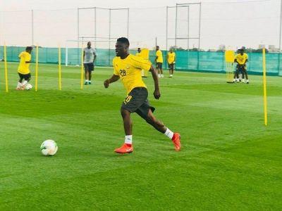 RoadTo5th: Black Stars intensify training in Abu Dhabi