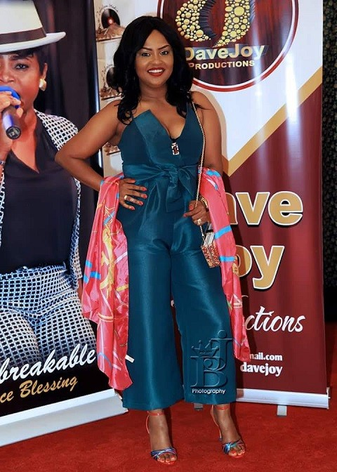 Joyce Blessing holds an executive launch for her latest