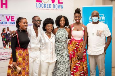 Love Locked Down: Okyeame Kwame, wife tell their love story in book