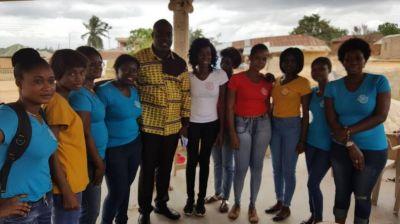 Modern Women of Wisdom storms Gomoa-Dabanyi