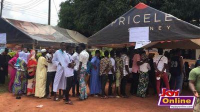 Chereponi chief halts EC limited voter registration exercise
