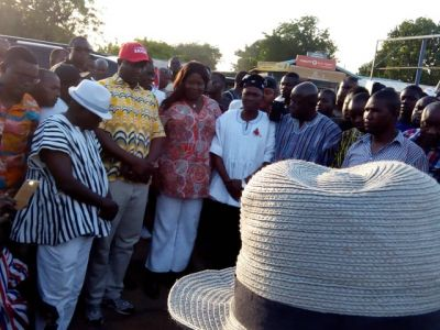 My doors are open to all - New Regional Minister assures Upper East