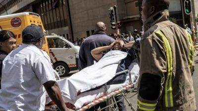 Why three South African firefighters died from lack of water