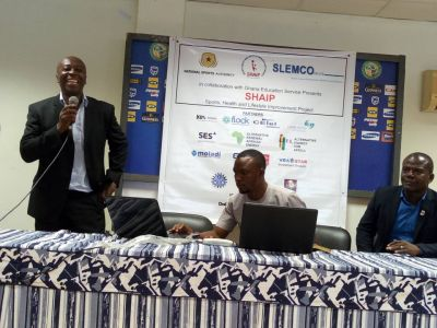 SLEMCO rolls out $400m ambitious project to revive Ghana's sporting industry