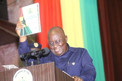 Akufo-Addo launches government's CPESDP