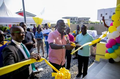 First residents collect keys to Bijou Homes in Appolonia City