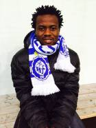 PHOTO:HJK Helsinki signs Anthony Annan for 3 years