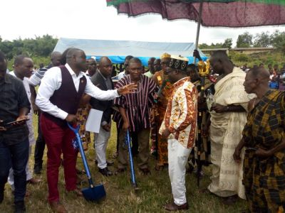 GNPC to construct astroturf for Tarkwa-Nsuaem Municipality