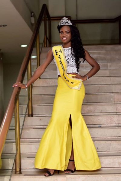 Harriet Lamptey to represent Ghana at the Miss Pan African Queen 2018