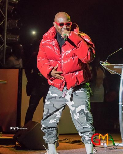 Ghana Music Awards UK: See what the stars wore on stage