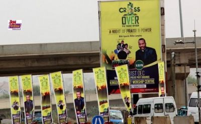 31st December Watch Night Service: How pastors advertise their churches