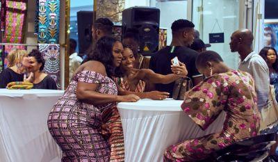 Vlisco announces Jeremiah Mensah from Ghana as winner of Vlisco Fashion Fund 2018