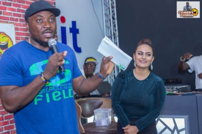 Comedy Express sets record at Cockpit Lounge