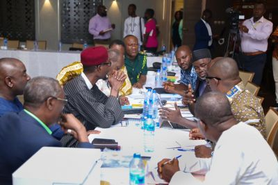 Security Chiefs dialogue with stakeholders on Ghana's security