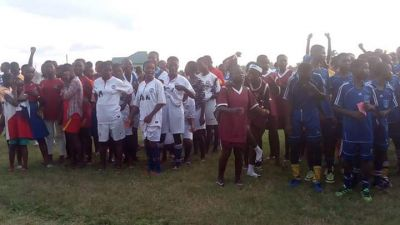 Aiyinasi South Circuit holds inter-school sports competition