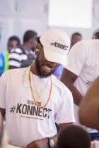 Bisa Kdei officially begins 'Road 2 Konnect' concert