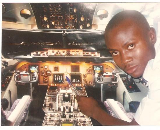 pilot dating profile