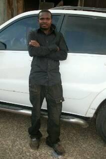 Mark Ofori Yeboah