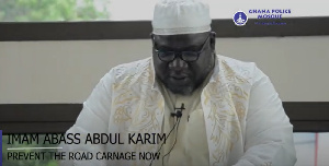 Ghana Police Mosque - Friday Khutbah by Imam Abass Abdul Karim