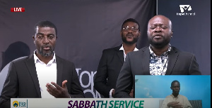 Sabbath Live Worship Service - 18th April 2020