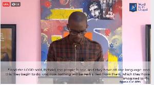 Word Faith Chapel Online Sunday Service - Apostle Joseph Kwadwo Yeboah