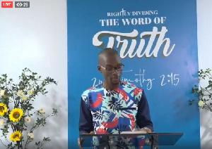 Word Faith Chapel Sunday - Blood Triumph Service with Apostle Joseph Kwadwo Yeboah