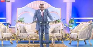 Christ Embassy Korlebu Church Sunday Online Service with Pastor Dr Isaac Musah