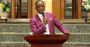 Let us Arise and Build (Neh. 2:18) - Bishop Samuel N. Mensah